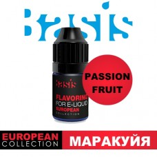 Ароматизатор Basis European Collection: Passionfruit (Маракуйя) (5 мл)