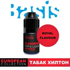Ароматизатор Basis European Collection: Royal Flavour (Хилтон) (5 мл)
