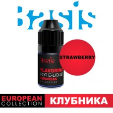 Ароматизатор Basis European Collection: Strawberry (Клубника) (5 мл)