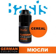 Ароматизатор Basis German Collection: Cereal (Мюсли) (5 мл)
