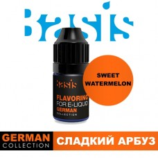 Ароматизатор Basis German Collection: Sweet Watermelon (Сладкий Арбуз) (5 мл)
