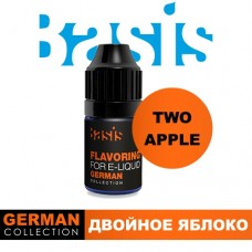 Ароматизатор Basis German Collection: Two Apple (Двойное Яблоко) (5 мл)