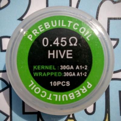 "Комплект готовых спиралей ""Hive"" (10 шт)"