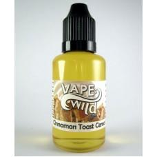 Vape Wild (USA) - Cinnamon Toast Cereal (30 ml)