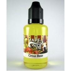 Vape Wild (USA) - Circus Bear (30 ml)