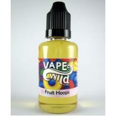 Vape Wild (USA) - Fruit Hoops (30 ml)