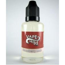 Vape Wild (USA) - Stawberry Mojo (30 ml)